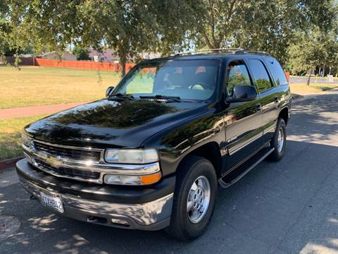 2000 Chevrolet Tahoe for sale in West Sacramento, CA