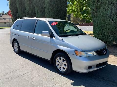 2003 Honda Odyssey for sale in West Sacramento, CA