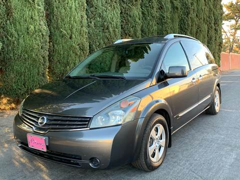2007 Nissan Quest for sale in West Sacramento, CA