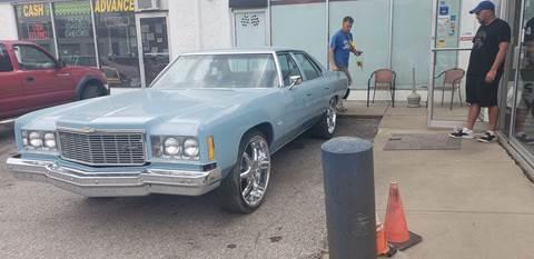 1975 Chevrolet Impala For Sale In Omaha Ne