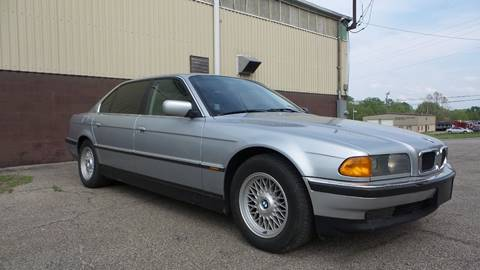 Used 1998 Bmw 7 Series For Sale Carsforsalecom