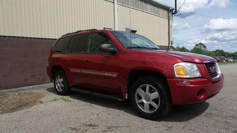 2004 GMC Envoy for sale in Masury, OH