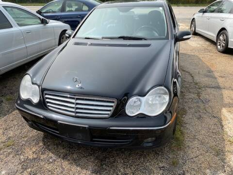 2007 Mercedes-Benz C-Class for sale at NORTH CHICAGO MOTORS INC in North Chicago IL