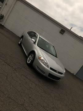 2010 Chevrolet Impala for sale in Madison Heights, MI