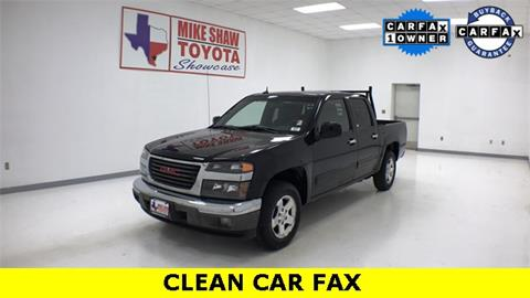 2012 GMC Canyon for sale in Robstown, TX