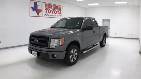 2014 Ford F-150 for sale in Robstown, TX