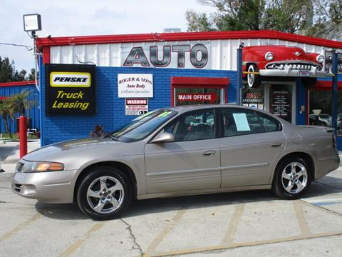 2002 Pontiac Bonneville for sale in Palm Bay, FL