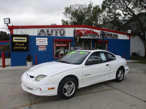 2002 Pontiac Sunfire for sale in Palm Bay, FL