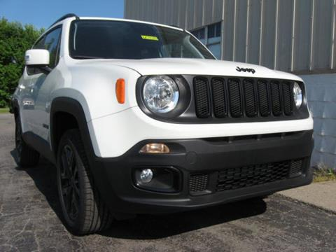 2018 Jeep Renegade for sale in Bellevue, OH