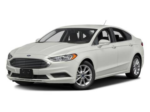 2017 Ford Fusion SE for sale at Brown's Ford of Amsterdam in Amsterdam NY