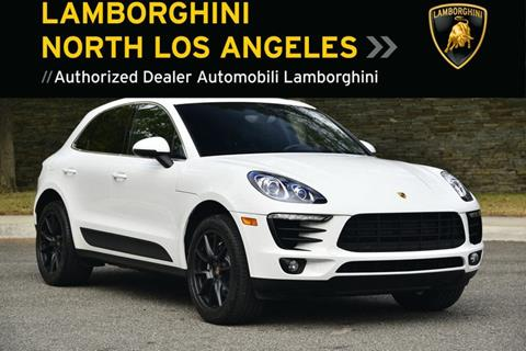 2016 Porsche Macan for sale in Calabasas, CA