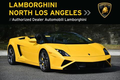 Used 2014 Lamborghini Gallardo For Sale In Utah Carsforsale Com