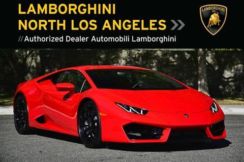 2019 Lamborghini Huracan for sale in Calabasas, CA
