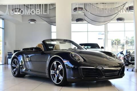 2018 Porsche 911 for sale at Lamborghini North Los Angeles in Calabasas CA