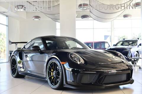 2019 Porsche 911 GT3 RS for sale at Lamborghini North Los Angeles in Calabasas CA