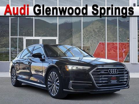 2019 Audi A8 L for sale in Glenwood Springs, CO