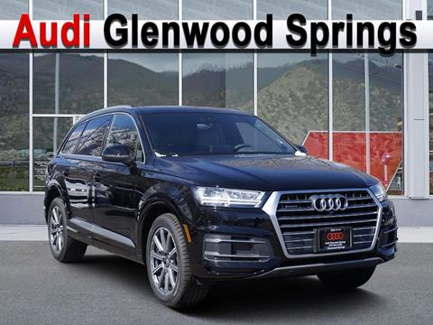 2019 Audi Q7 for sale in Glenwood Springs, CO
