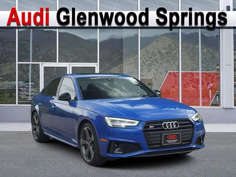 2019 Audi S4 for sale in Glenwood Springs, CO