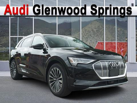 2019 Audi e-tron for sale in Glenwood Springs, CO