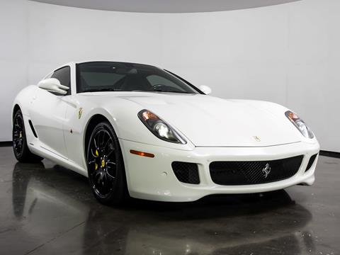 2011 Ferrari 599 GTB Fiorano for sale in Plano, TX