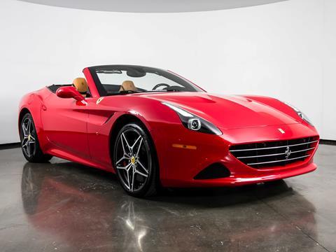 2017 Ferrari California T for sale in Plano, TX