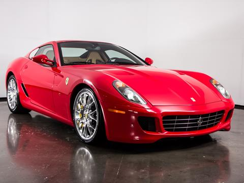 2008 Ferrari 599 GTB Fiorano for sale in Plano, TX