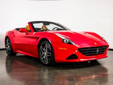 2018 Ferrari California T for sale in Plano, TX