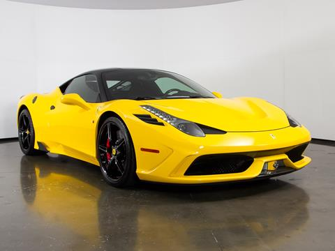 2014 Ferrari 458 Speciale for sale in Plano, TX