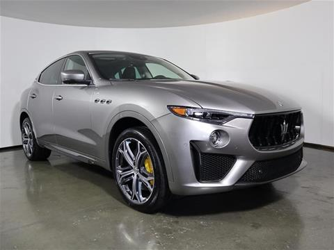 2019 Maserati Levante for sale in Plano, TX