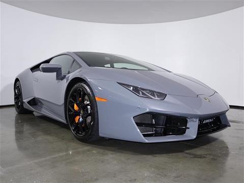 2018 Lamborghini Huracan for sale in Plano, TX
