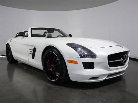 2013 Mercedes-Benz SLS AMG for sale in Plano, TX