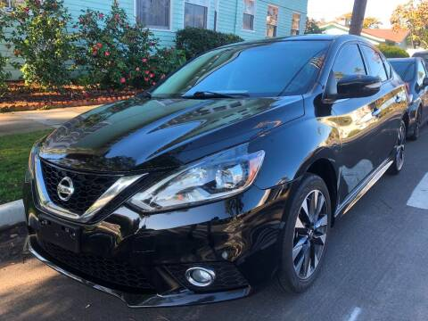 2016 Nissan Sentra SR for sale at Korski Auto Group in San Diego CA