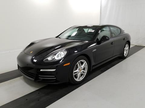 2016 Porsche Panamera for sale in Linden, NJ