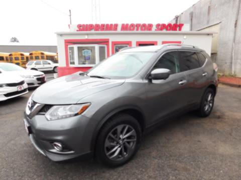 2016 Nissan Rogue for sale in Linden, NJ