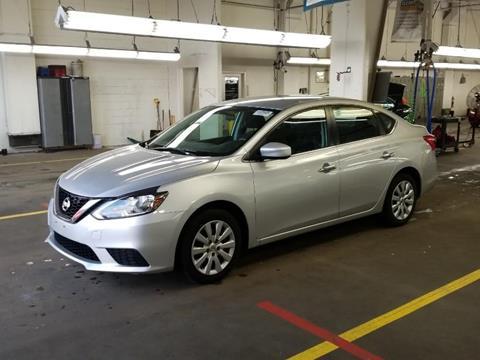 2016 Nissan Sentra for sale in Linden, NJ
