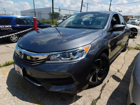 2016 Honda Accord for sale in Linden, NJ