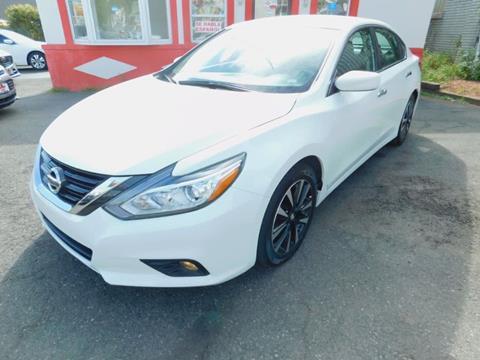 2018 Nissan Altima for sale in Linden, NJ