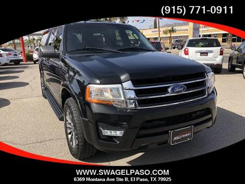 2015 Ford Expedition EL for sale in El Paso, TX