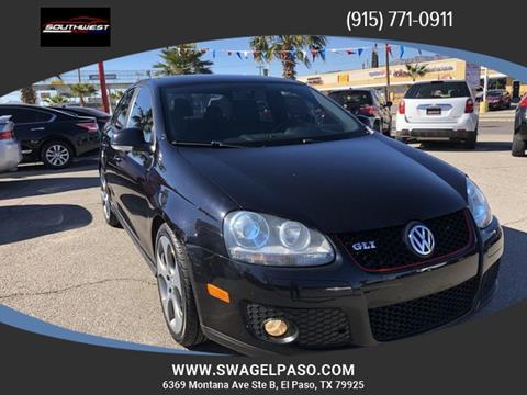 2009 Volkswagen GLI for sale in El Paso, TX