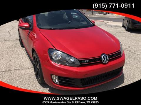Volkswagen El Paso >> 2010 Volkswagen Gti For Sale In El Paso Tx