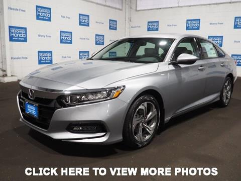 2019 Honda Accord for sale in Wilsonville, OR