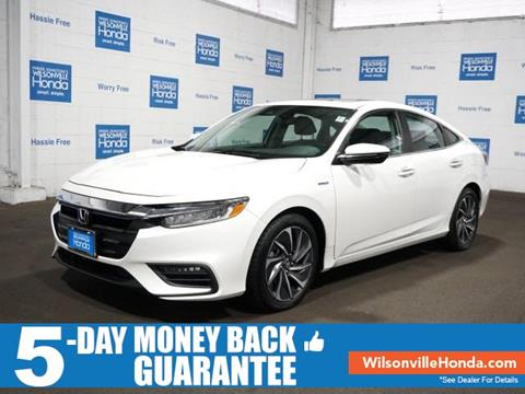 2019 Honda Insight for sale in Wilsonville, OR
