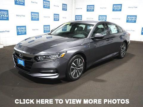 2019 Honda Accord Hybrid for sale in Wilsonville, OR