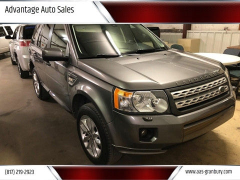 2011 Land Rover LR2 for sale in Granbury, TX
