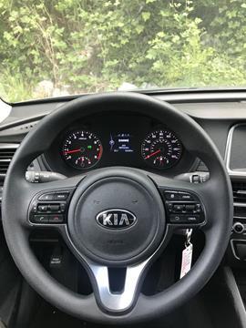 2018 Kia Optima for sale in Mc Calla, AL