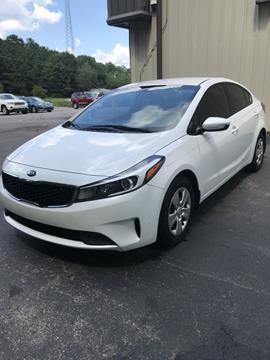 2017 Kia Forte for sale in Mc Calla, AL