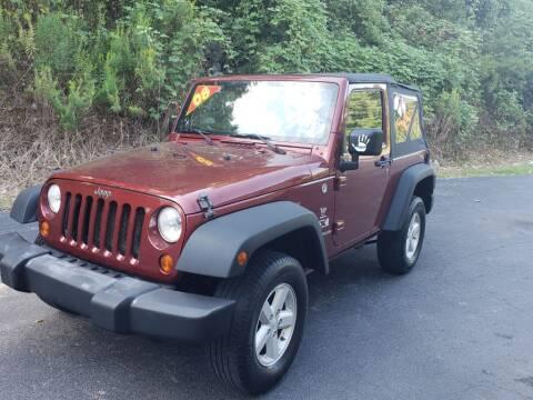 2008 Jeep Wrangler for sale in Mc Calla, AL