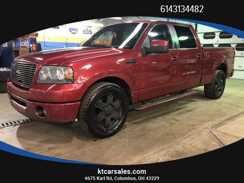 2007 Ford F-150 for sale in Columbus, OH