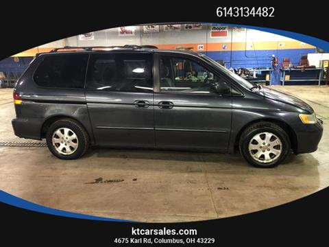 2004 Honda Odyssey for sale in Columbus, OH