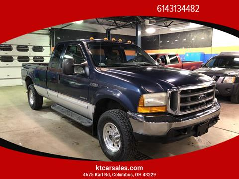 2001 Ford F-250 Super Duty for sale in Columbus, OH
